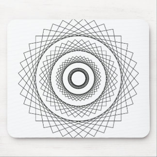 Squares Mouse Pad