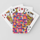 Squares & Rectangljes Playing Cards