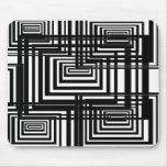 squares, squares, mouse pads