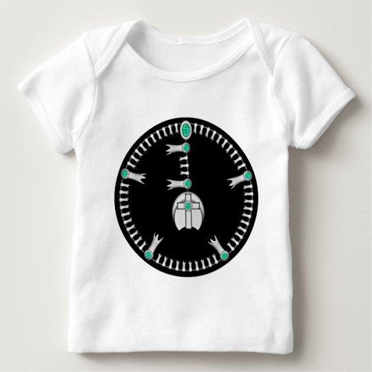 Squash Blossom Rosary Baby T-Shirt