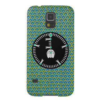 Squash Blossom Rosary Case For Galaxy S5