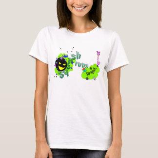 Squash runs in my brain T-Shirt