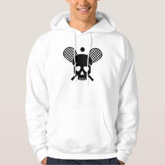 Squash skull hoodie