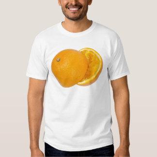 Squashed orange tshirts