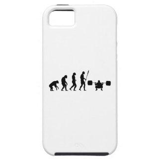 squat evolution iPhone SE/5/5s case