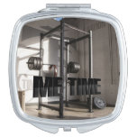 Squat Rack Workout Motivation - Me Time - Gym Vanity Mirror