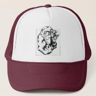 Squat Trucker Hat