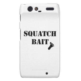 Squatch Bait Droid RAZR Covers