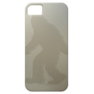 Squatch behind frosted glass iPhone SE/5/5s case