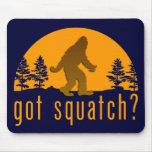 ¿Squatch conseguido? Alfombrilla De Ratones