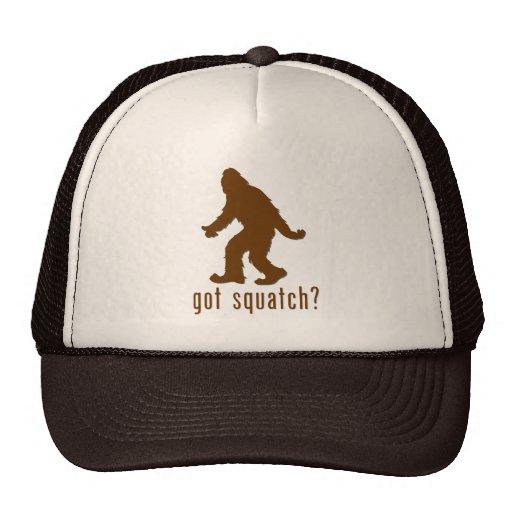¿Squatch conseguido? Gorros Bordados