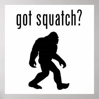 ¿squatch conseguido? impresiones