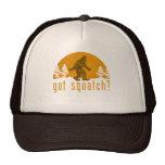¿Squatch conseguido? Vintage Gorro De Camionero