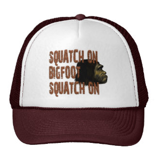 Squatch en Bigfoot… Squatch encendido Gorros