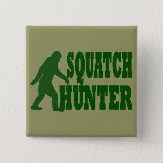 Squatch hunter button