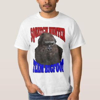 Squatch Hunter Team Bigfoot T-Shirt