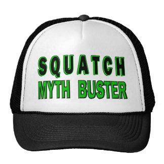 Squatch Myth Buster Trucker Hat