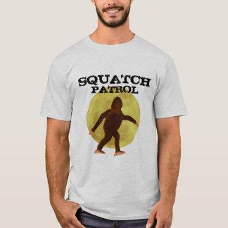 Squatch Patrol Moonlight Bigfoot Shirt
