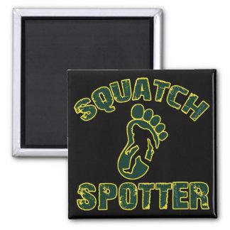 Squatch Spotter Refrigerator Magnets