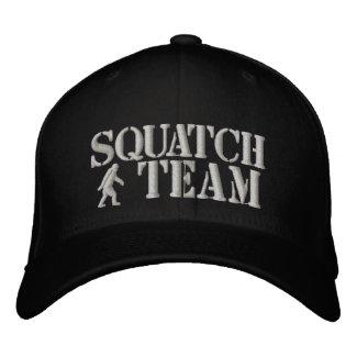 Squatch team embroideredhat