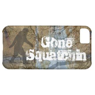 Squatch, usted cree funda para iPhone 5C