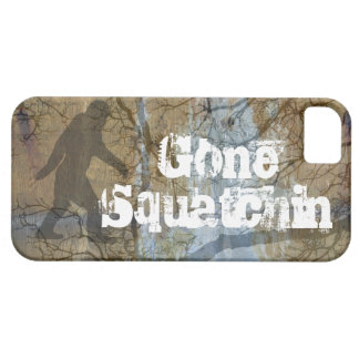 Squatch, usted cree iPhone 5 fundas