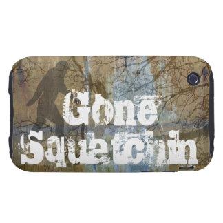 Squatch, usted cree tough iPhone 3 cobertura