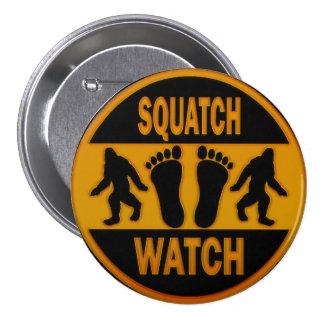 Squatch Watch Pins