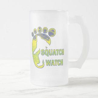 Squatch Watch Coffee Mug