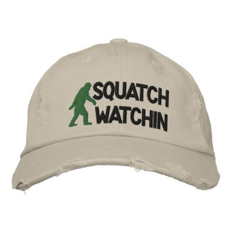 Squatch watchin cap