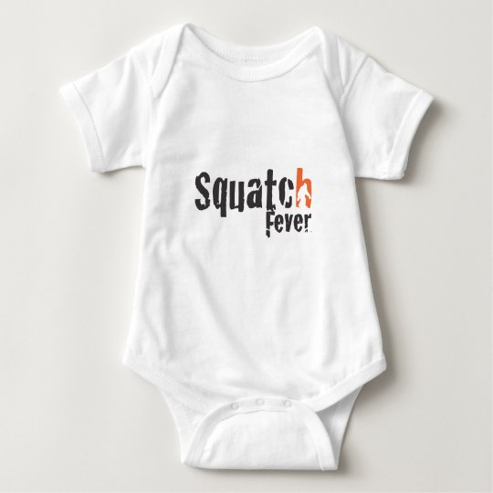 Squatch Wear and More Baby Bodysuit
