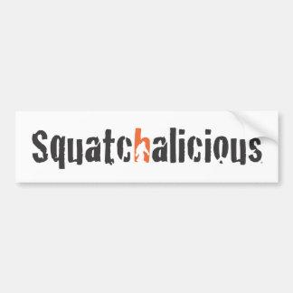 Squatch Wear and More Bumper Sticker