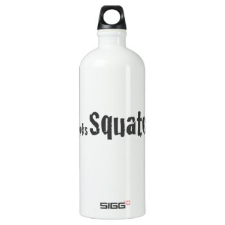Squatch Wear and More Water Bottle