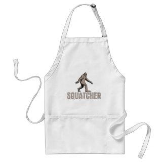 Squatcher Adult Apron