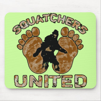 Squatcher's United Mouse Pad