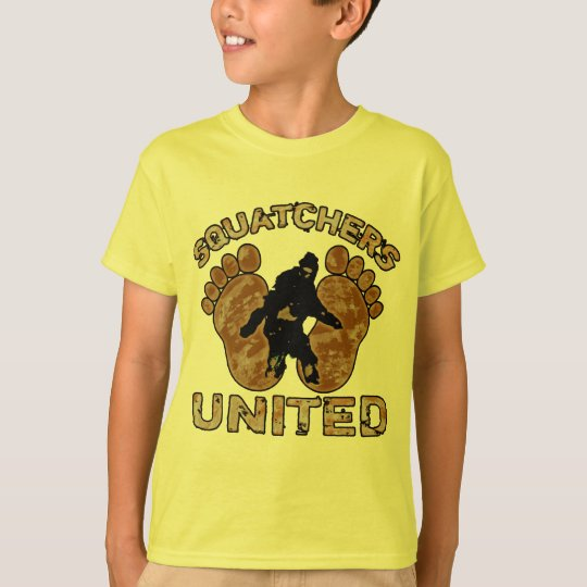 Squatcher's United T-Shirt