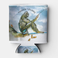squatchfishing can cooler