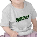 Squatchin Camiseta