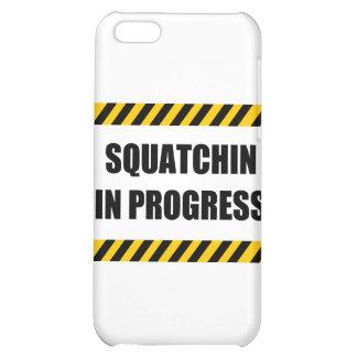 Squatchin en curso