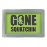 Squatchin ido 3 hebilla de cinturon