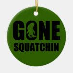 Squatchin ido 3 ornamentos para reyes magos
