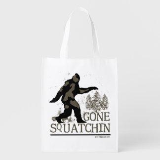 Squatchin ido bolsa de la compra