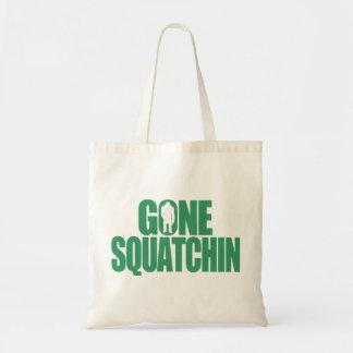 Squatchin ido bolsas de mano