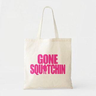 Squatchin ido bolsa de mano