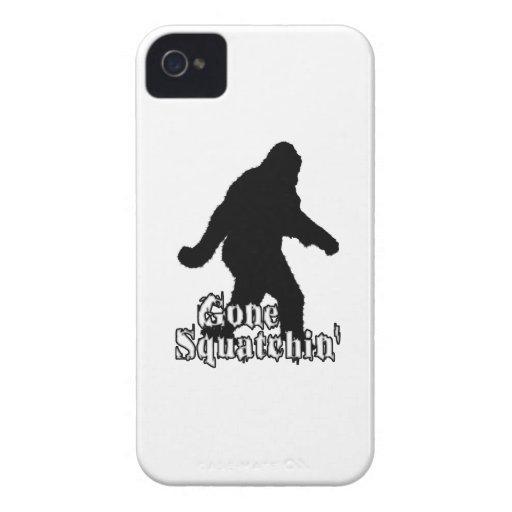 Squatchin ido Case-Mate iPhone 4 protector
