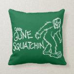 Squatchin ido cojin