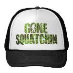 Squatchin ido ** edición profunda especial del gorro de camionero