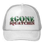 Squatchin ido, encontrando Bigfoot, camionero Gorras