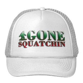Squatchin ido, encontrando Bigfoot, camionero Gorra