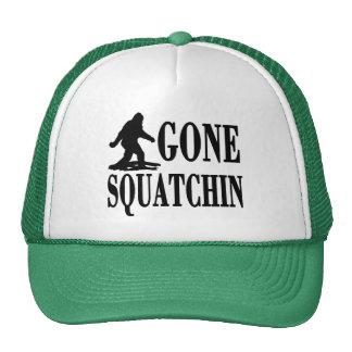 Squatchin ido, encontrando Bigfoot, camionero Gorros